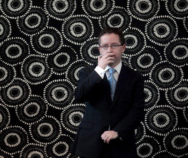 Генеральный директор компании Qantas Airways Алан Джойс