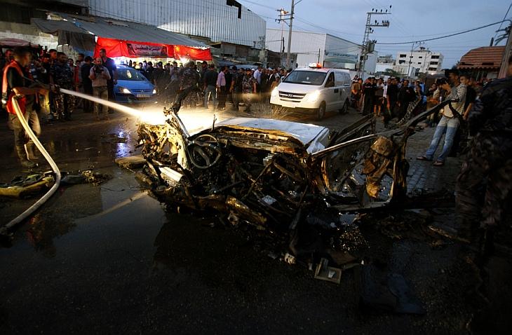 Израильские военные провели точечную операцию, в результате которой были уничтожены террористы — братья Мухаммад и Ислам Ясины