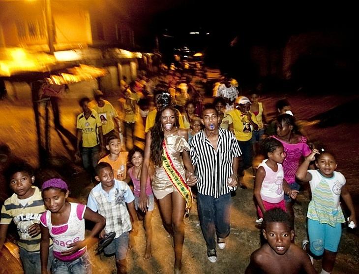 В Колумбийском городе Картахена прошел Конкурс красоты