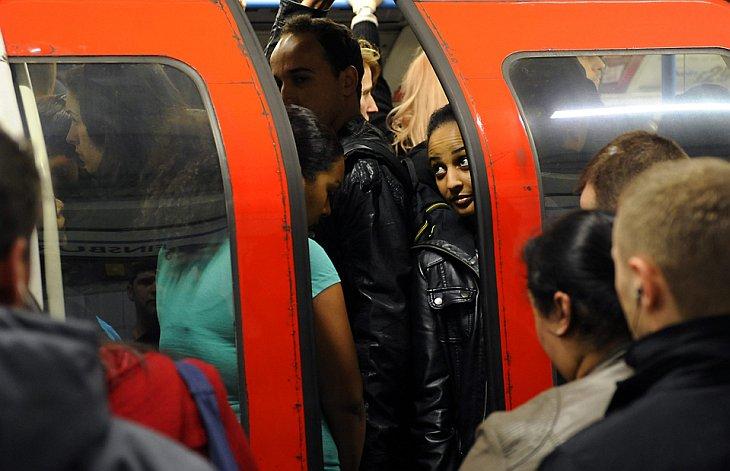 Забастовка в Лондоне