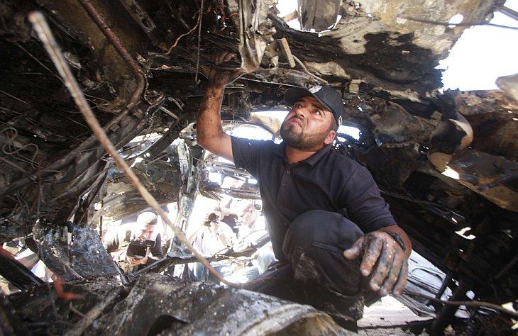 Взорван автомобиль, убив члена Аль-Каиды 3 ноября 2010
