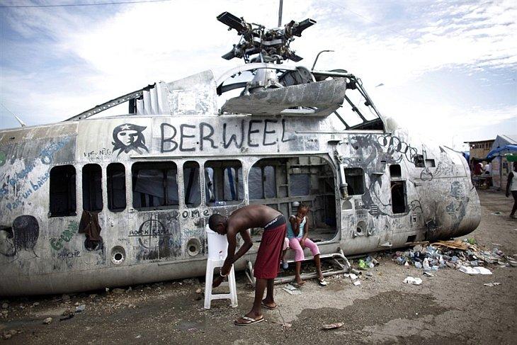 Эпидемия холеры на Гаити идет на спад