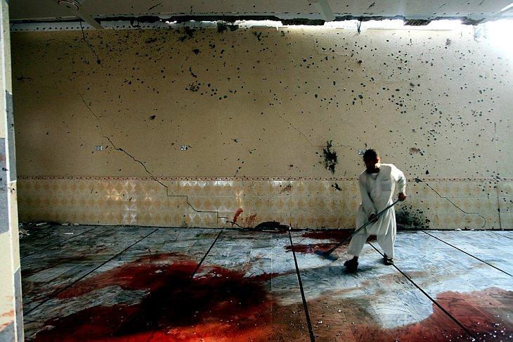 Теракт в Дарра Адам Хель, Пакистан