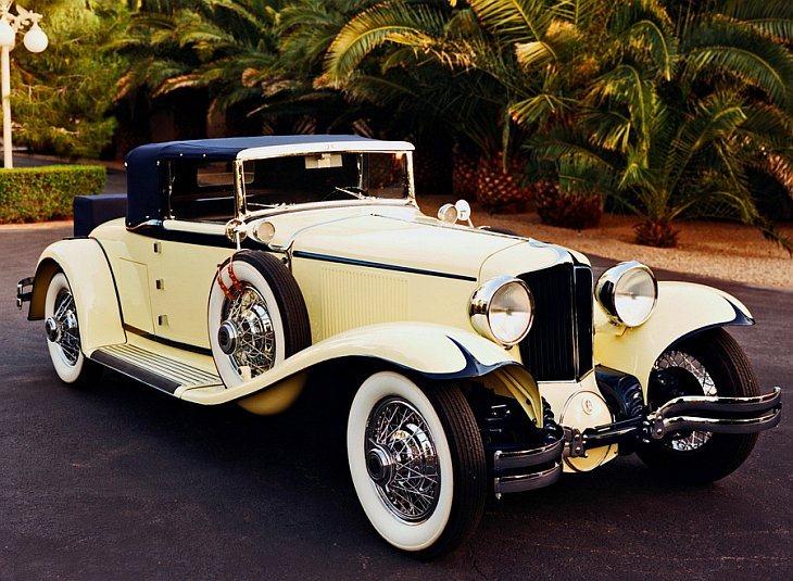 Красивые ретро автомобили 1913-1929 гг.