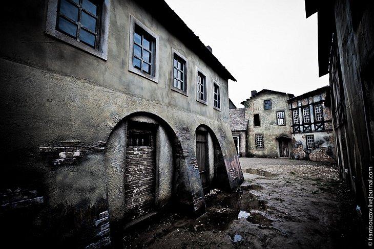 Город-призрак в Подмосковье