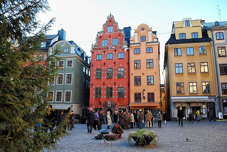 Осенний Стокгольм 2010