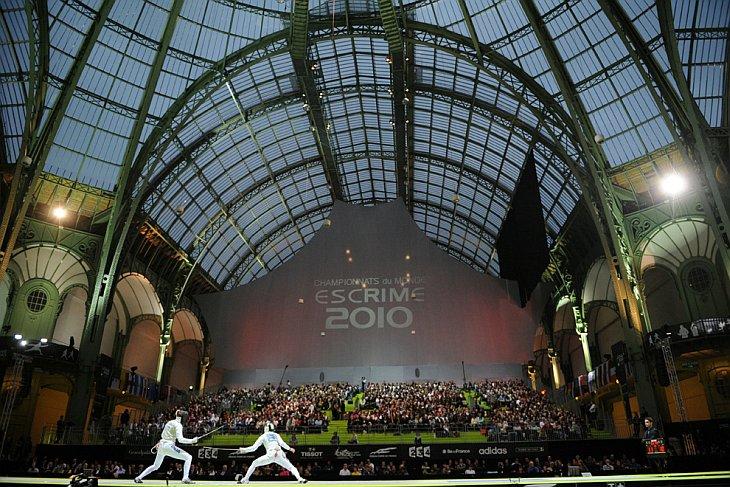 Чемпионат мира по фехтованию 2010