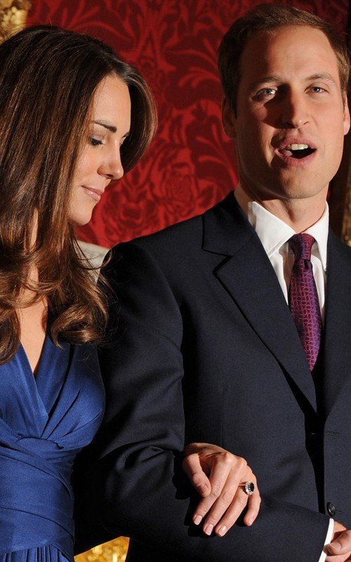 Принц Уильям женится