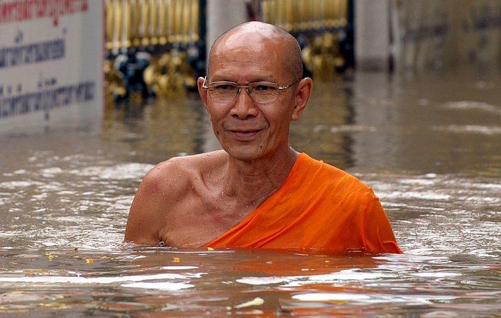 Наводнение в тайланде 2010
