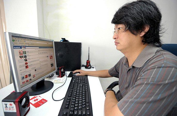 Один из новых лидеров «краснорубашечников» Sombat Boonngamanong