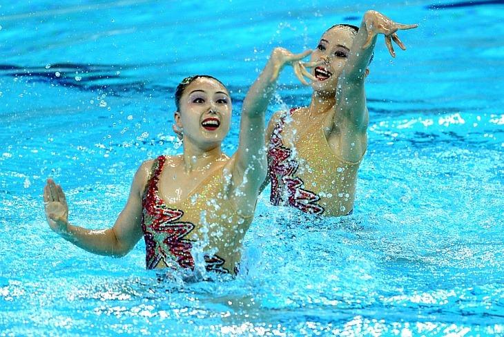 Соревнования по синхронному плаванию на 16-х Азиатских Играх 2010 в Гуанчжоу