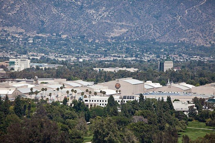Студия Юниверсал, Голливуд