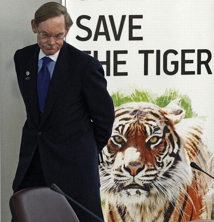 Президент Всемирного банка Роберт Зеллик