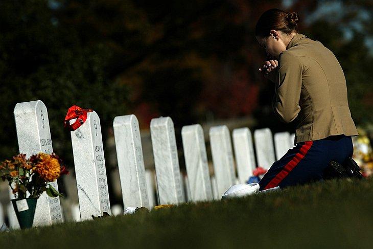 В США отмечали День Ветеранов
