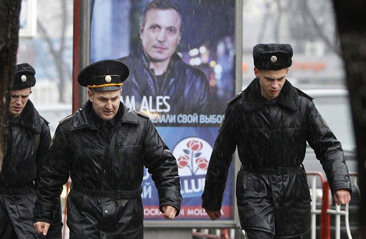 В Молдове проходят парламентские выборы