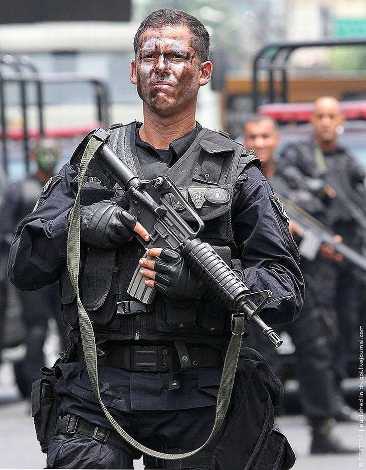 BRAZIL-RIO/VIOLENCE
