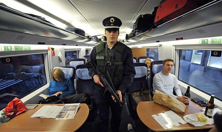 внутренних дел поднял уровень террористической готовности на прошлой неделе