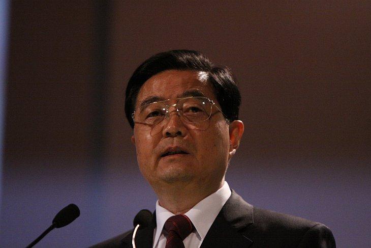 Председатель КНР Ху Цзиньтао
