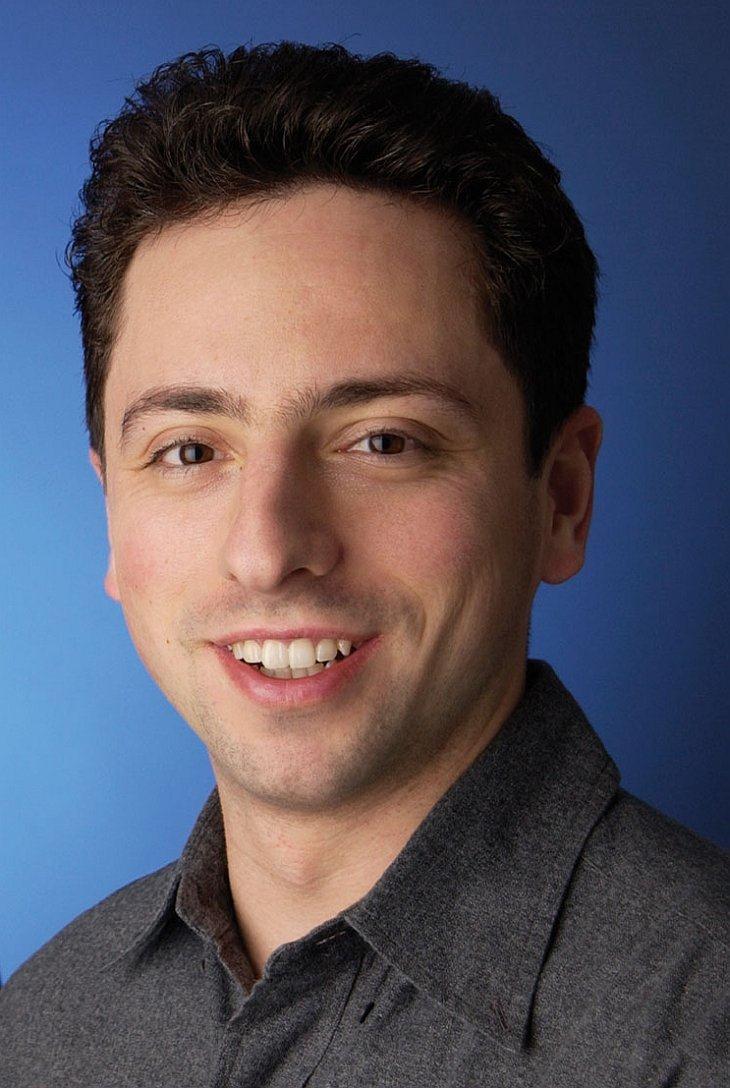 Сооснователь компании Google Сергей Брин