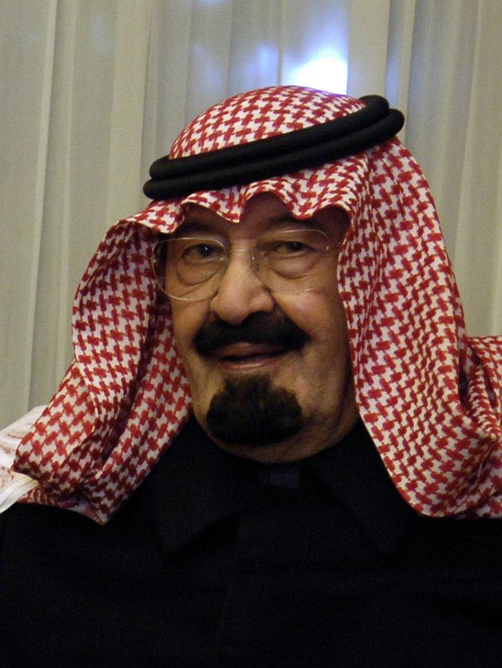 Король Саудовской Аравии Абдалла бин Абдель Азиз
