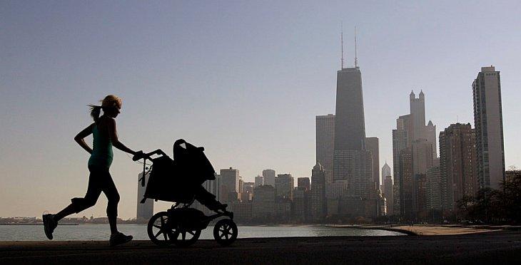 Озеро Мичиган, Чикаго