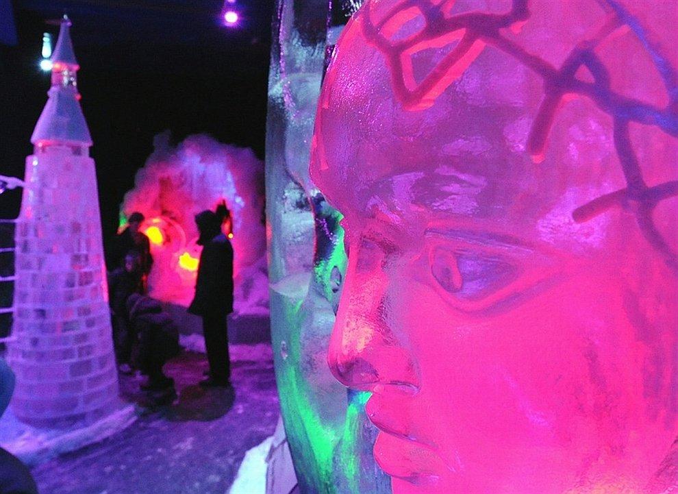 Музей льда в Сокольниках
