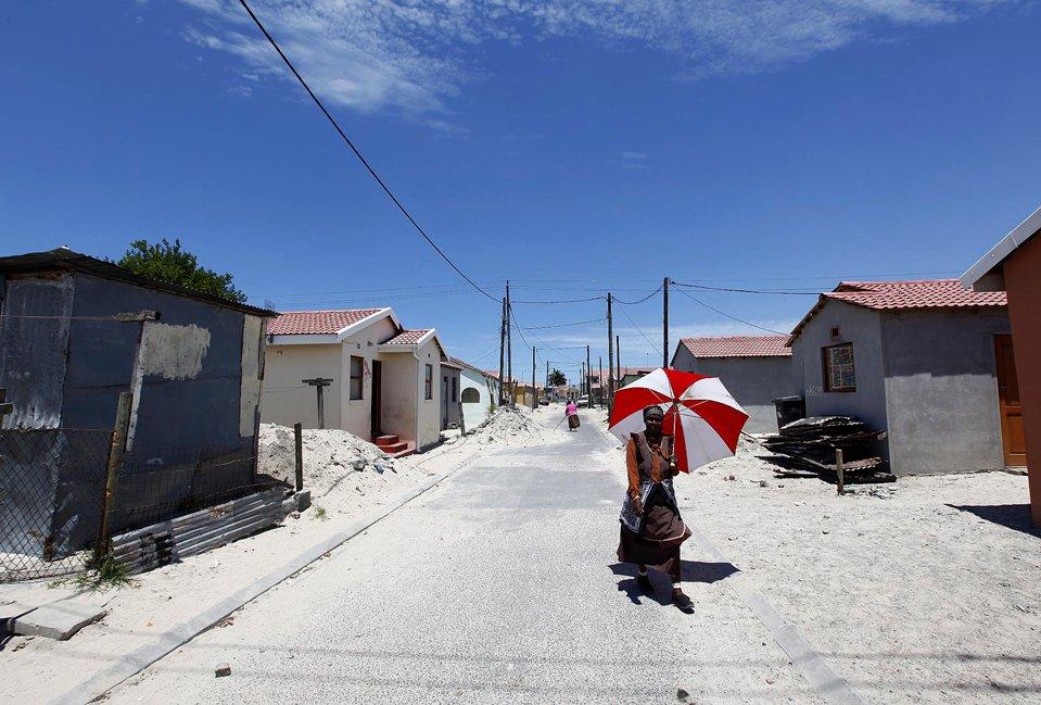 Жара в Кейптауне