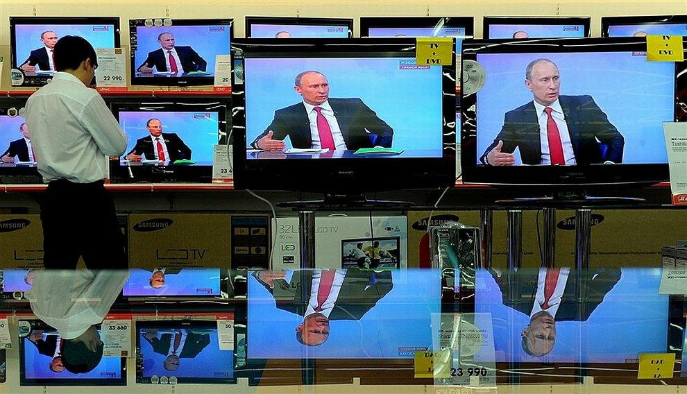 Разговор с Владимиром Путиным