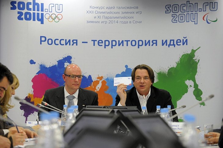 10 претендентов на звание талисмана Олимпиады 2014 в Сочи