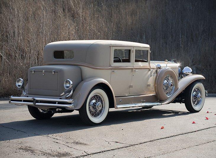Красивые ретро автомобили 1930—1933 гг