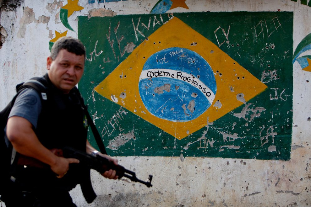 Война в Рио