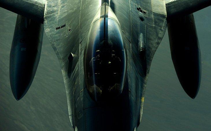 Самолет ВВС США KC-10 Extender
