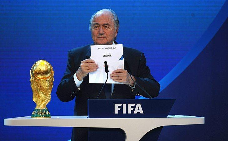 Чемпионат мира по футболу 2018 года пройдет в России