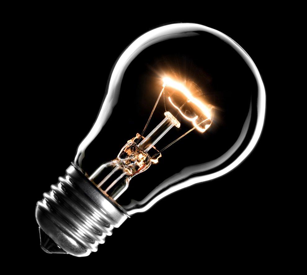 Купить 100-ваттную лампочку
