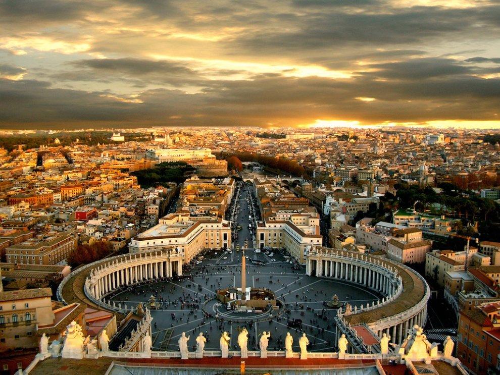 Сэкономить на поездке в Рим