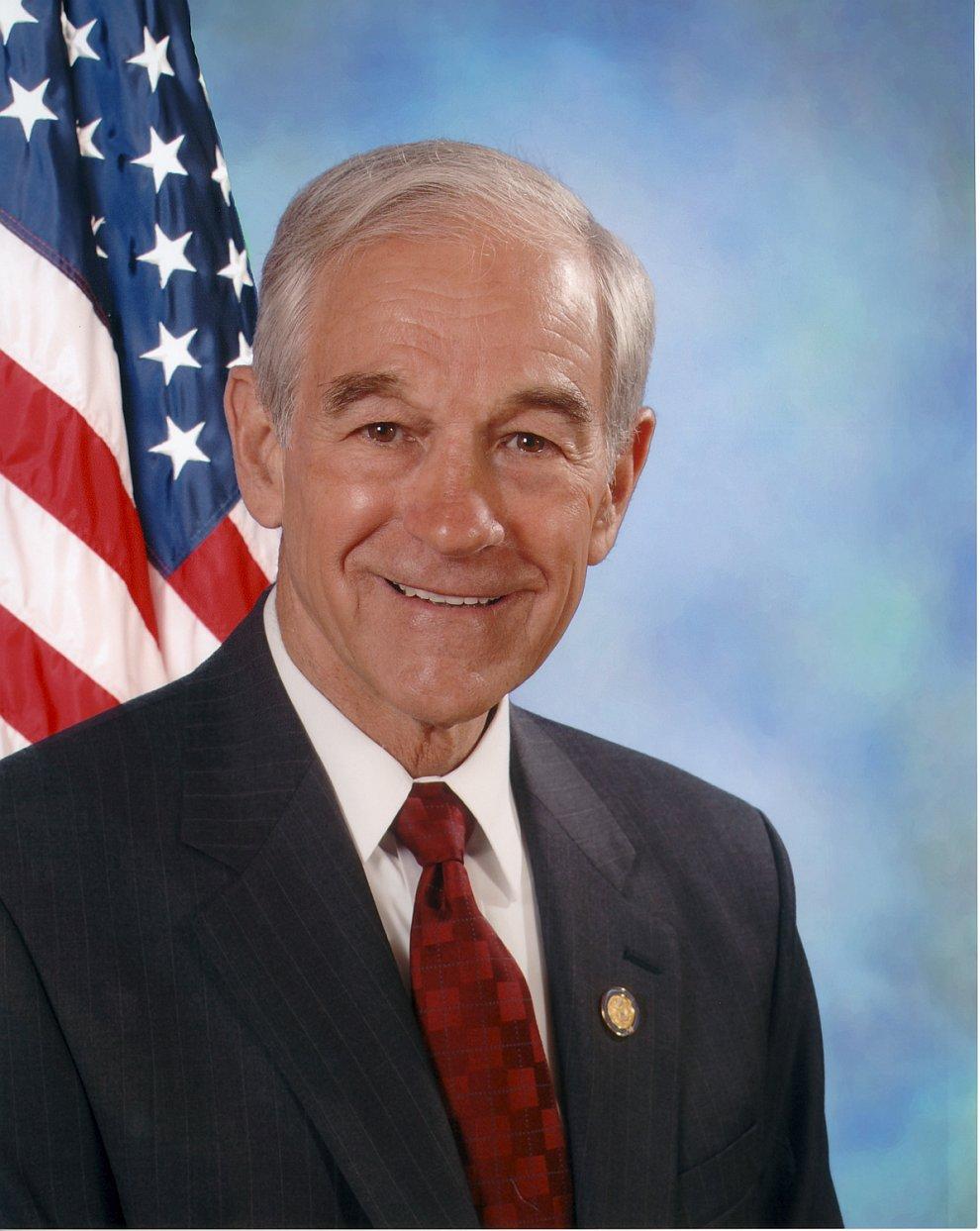 Сенатор-либертарианец Рон Пол