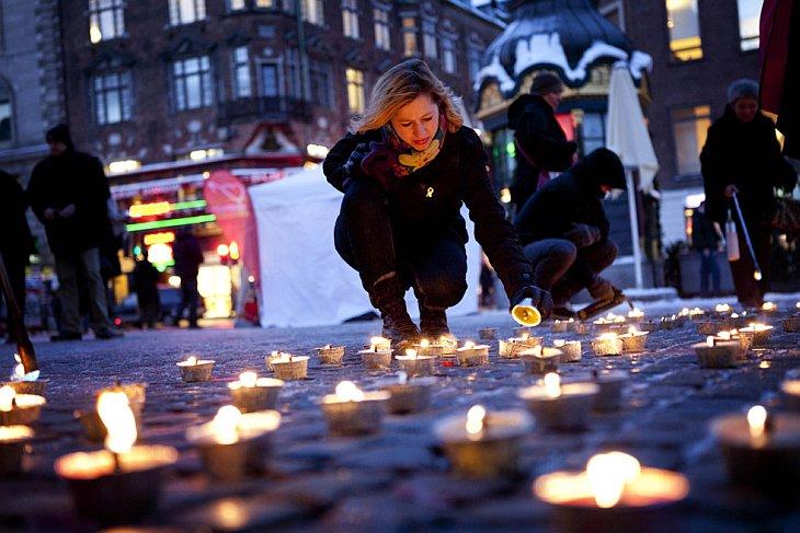 Всемирный день борьбы со СПИДом 2010