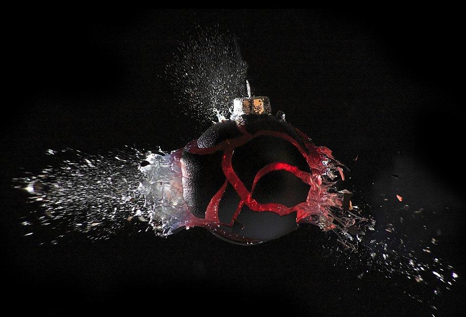 Удивительная высокоскоростная съемка от Алана Зайлера