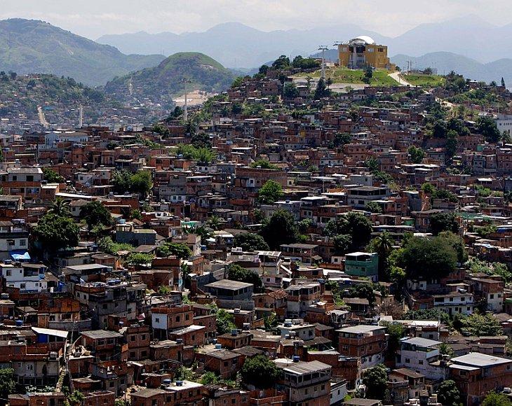 Война с наркотиками в Рио. Часть 2-я