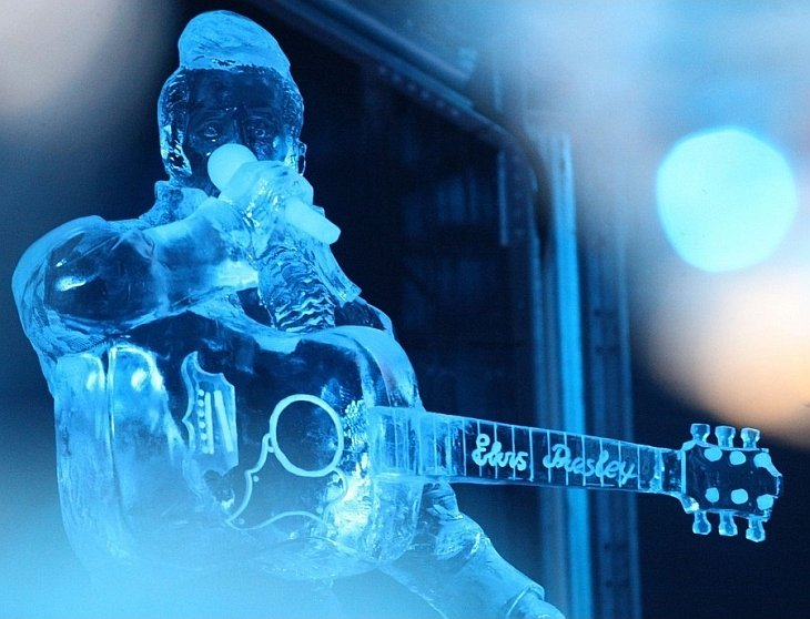 28 ноября 2010 в бельгийском городе Брюгге начался фестиваль ледяных скульптур