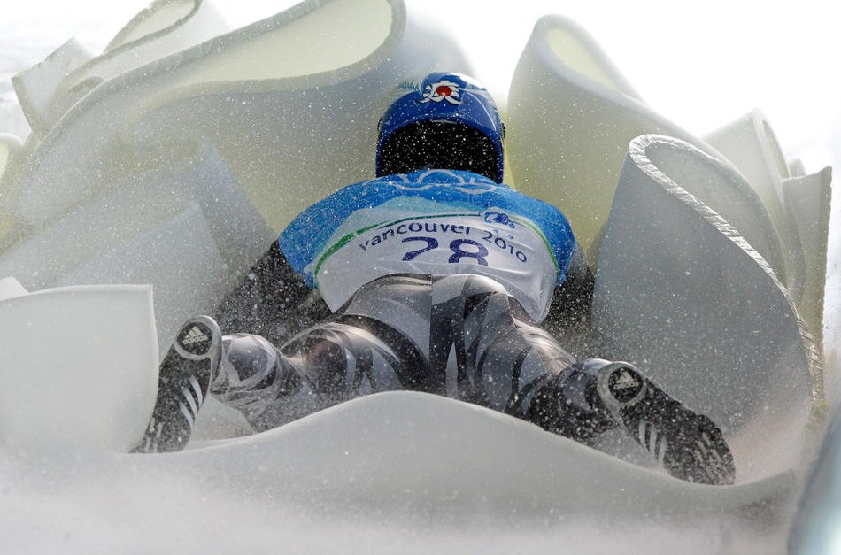 Лучшие спортивные фотографии 2010 года