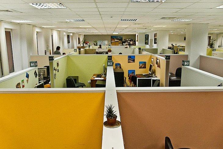 Офис компании ABBYY