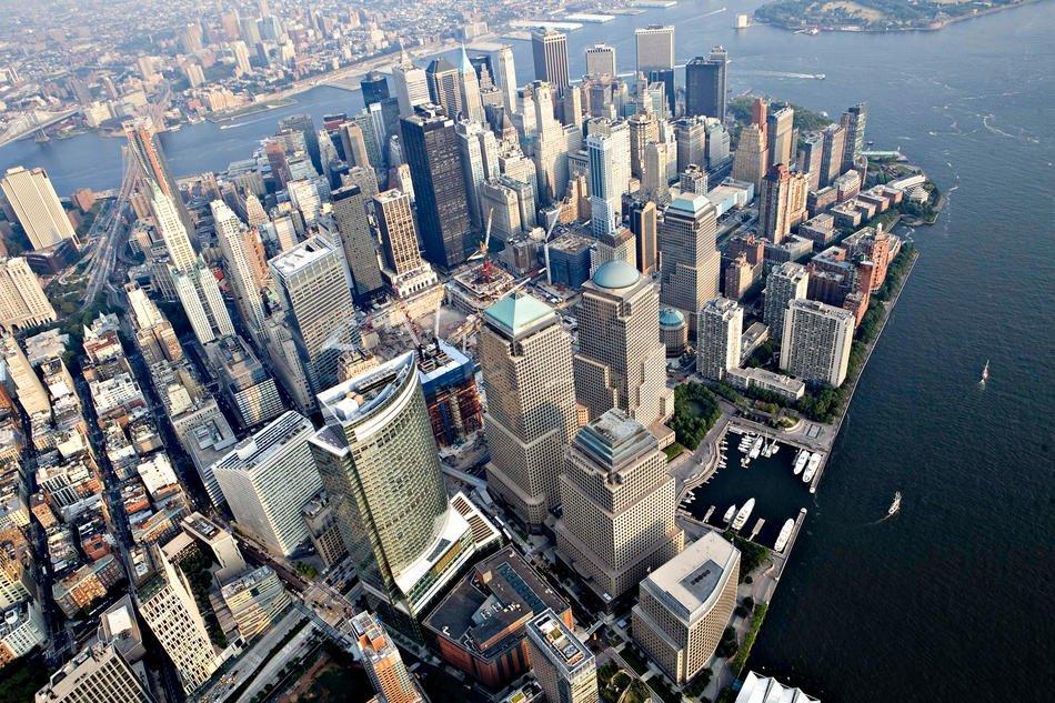 Штаб-квартира Goldman Sachs Group Inc
