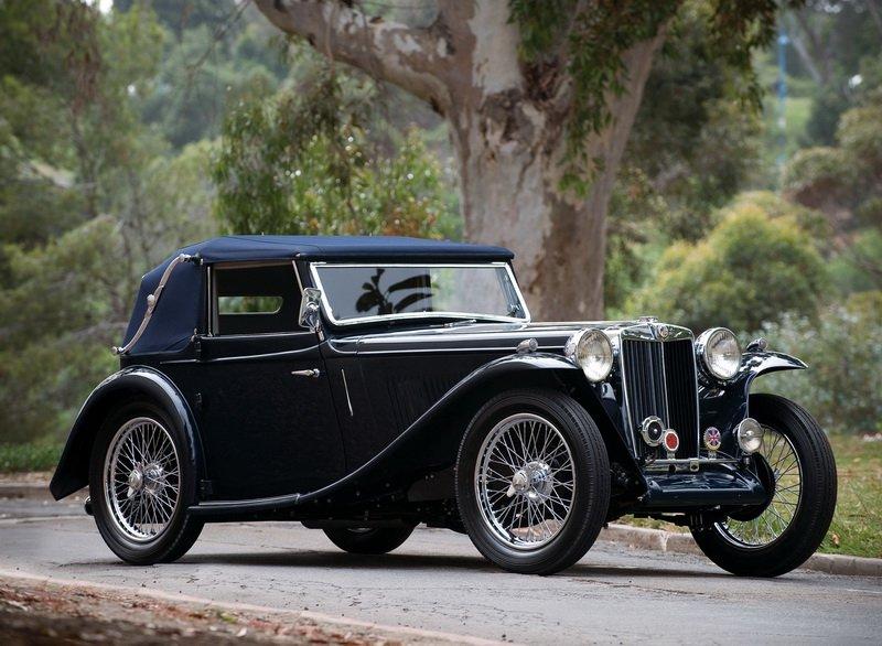Красивые ретро автомобили. 1936—1937 гг