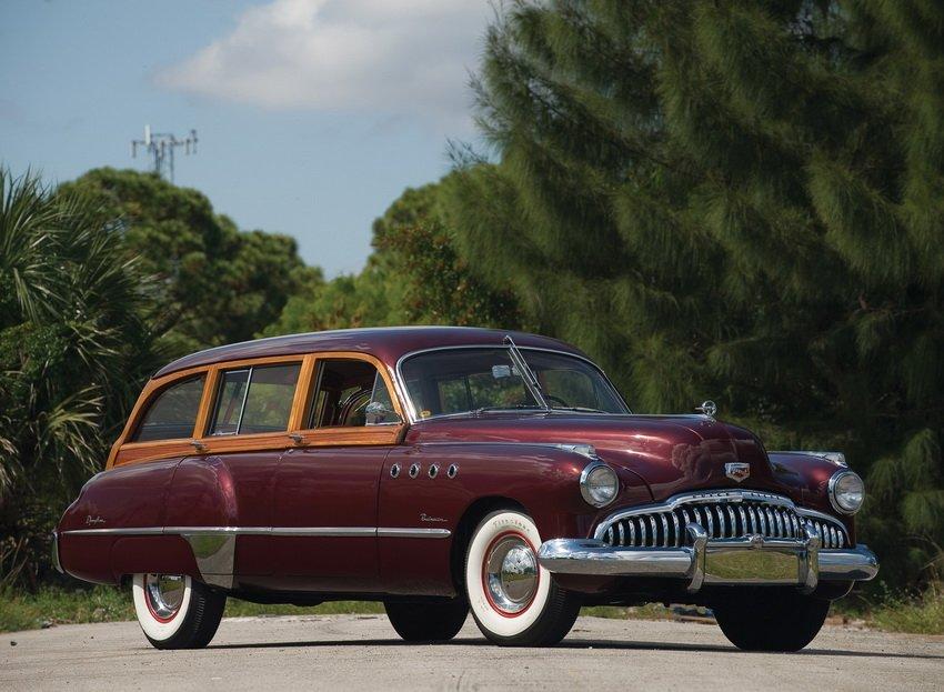 1949 Buick Roadmaster Estate Wagon