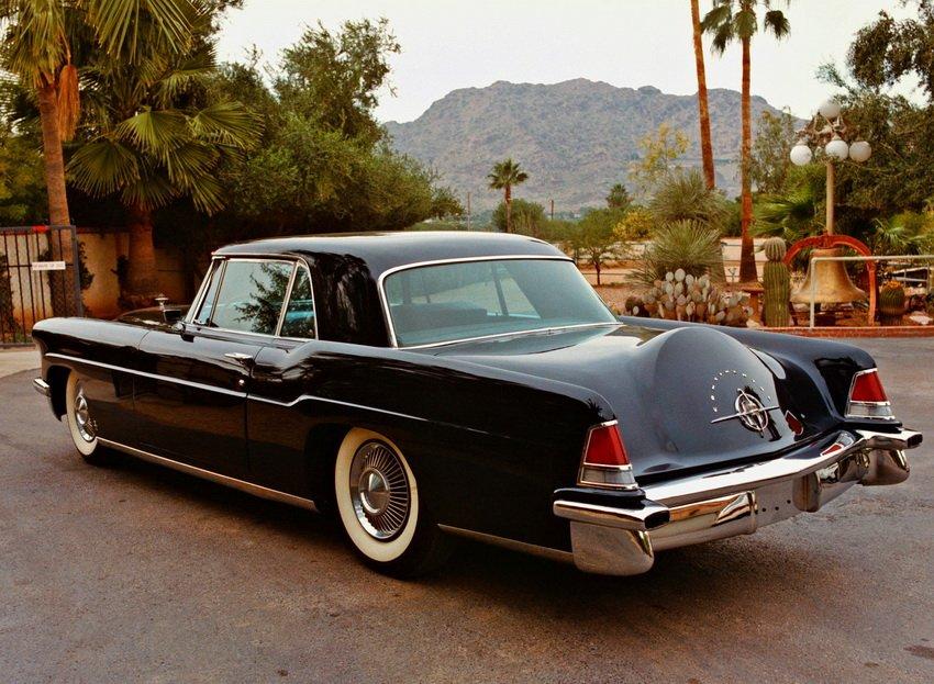 1956 — 1957 Lincoln Continental Mark II