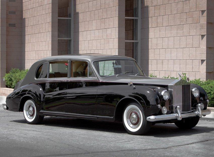 1959 — 1968 Rolls-Royce Phantom (V)