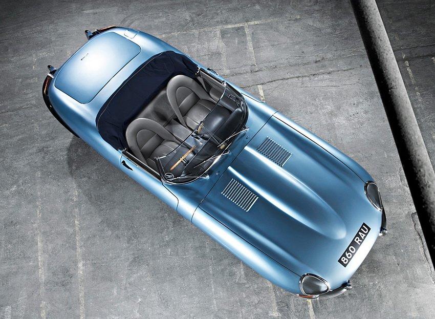 1961 — 1967 Jaguar E-Type Roadster (Series I)