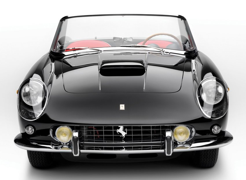 1962 — 1964 Ferrari 400 Superamerica Cabriolet (Series II)