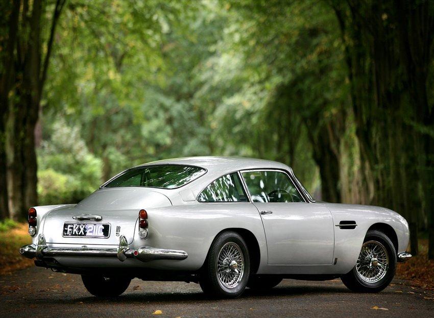 1963 — 1965 Aston Martin DB5